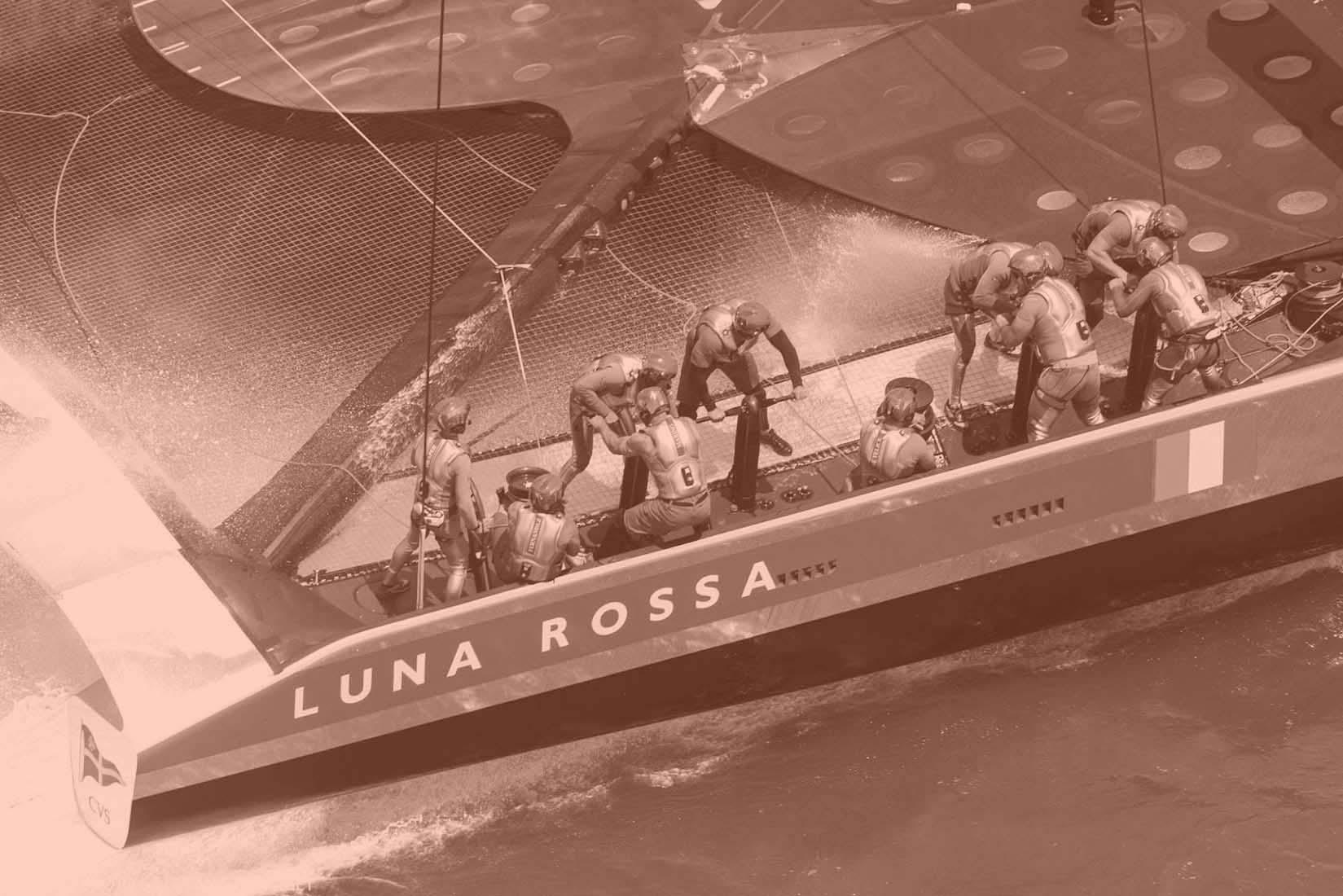 Manoeuvre bateau