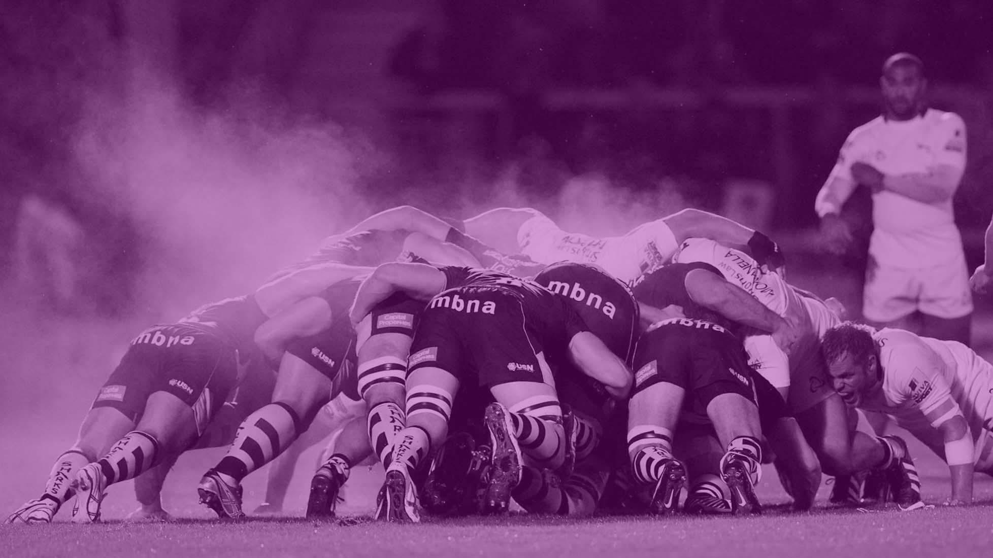Mêlée rugby